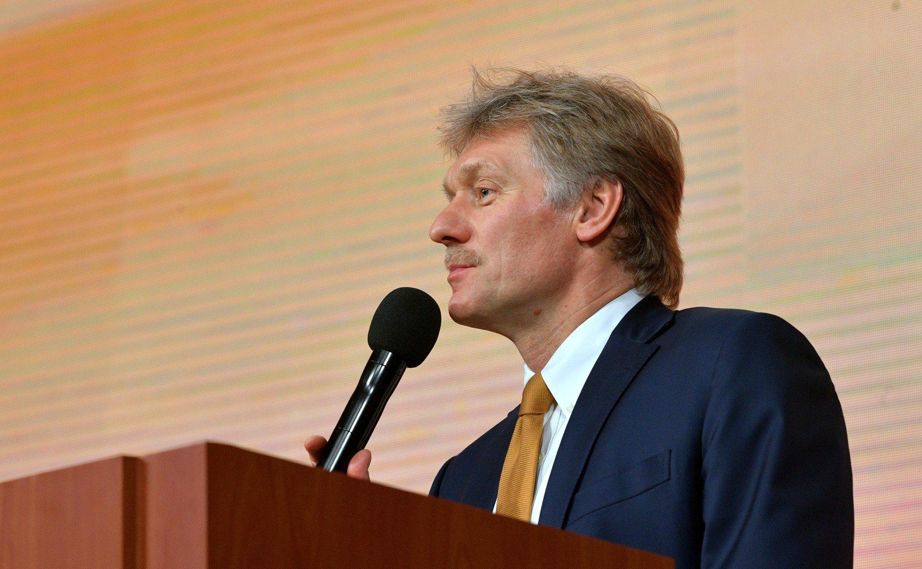 ВКремле поведали опрогрессе подготовки антисанкций