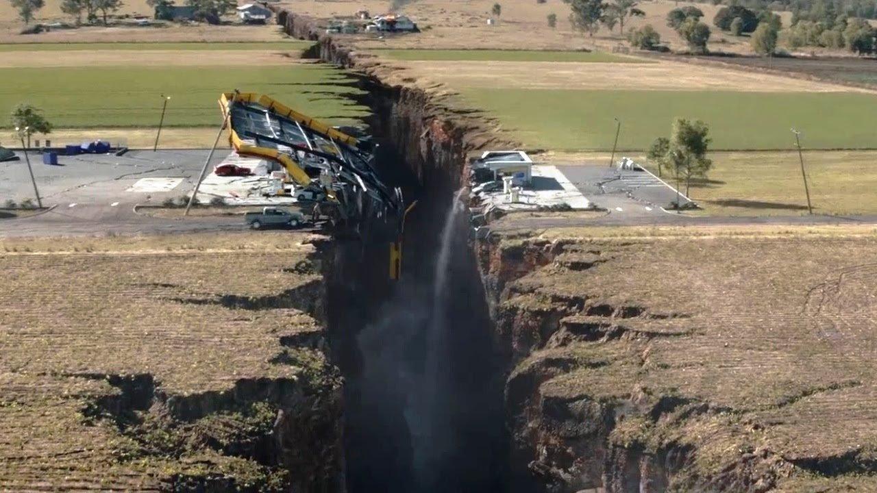 ВСША найдена  «тектоническая бомба замедленного действия»