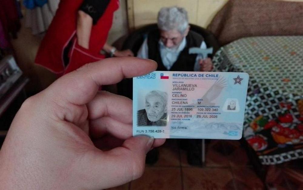 Непризнанный старейшим человеком вмире холостяк скончался в121 год вЧили