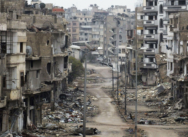 Войска Асада отыскали варсенале террористов ракеты производства США