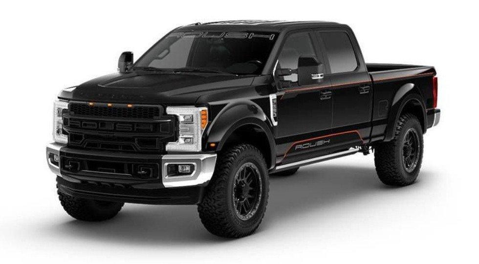pickup ford f250