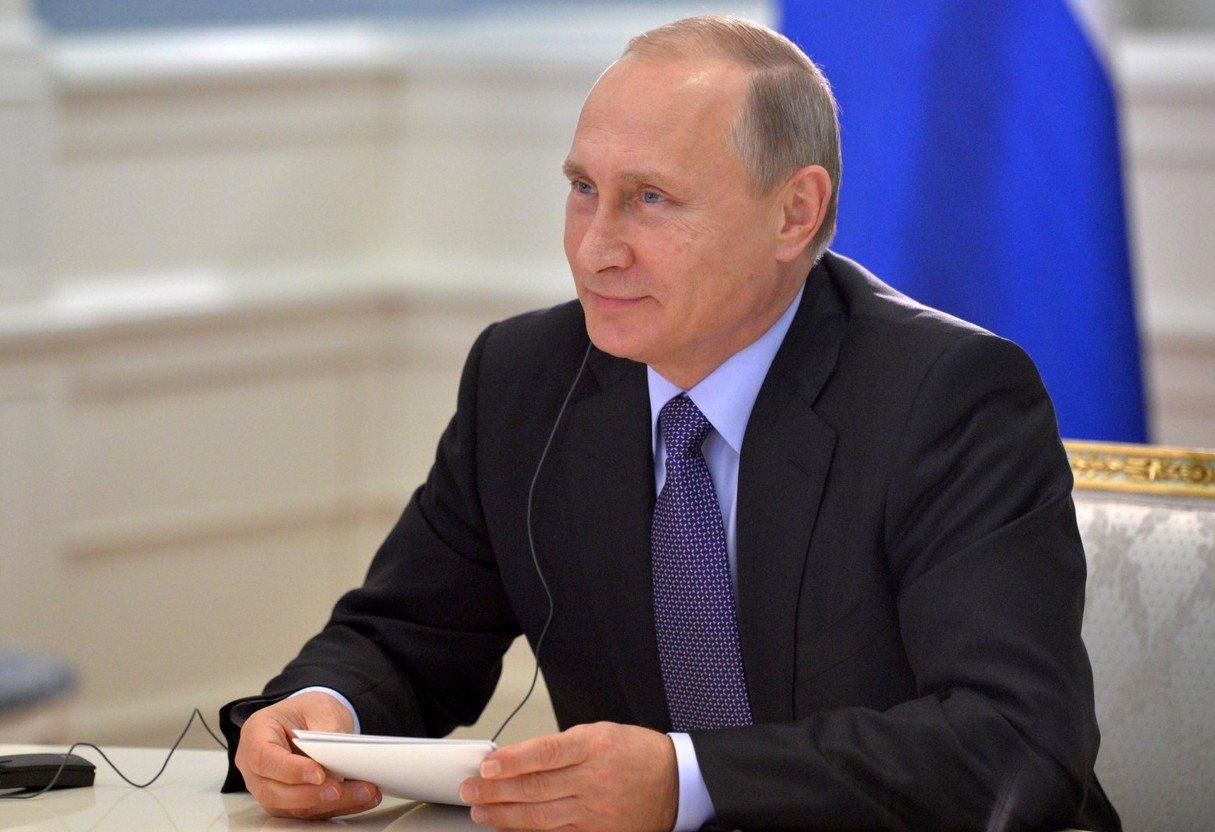 Путин поведал, что для творческой молодежи означают Дельфийские игры