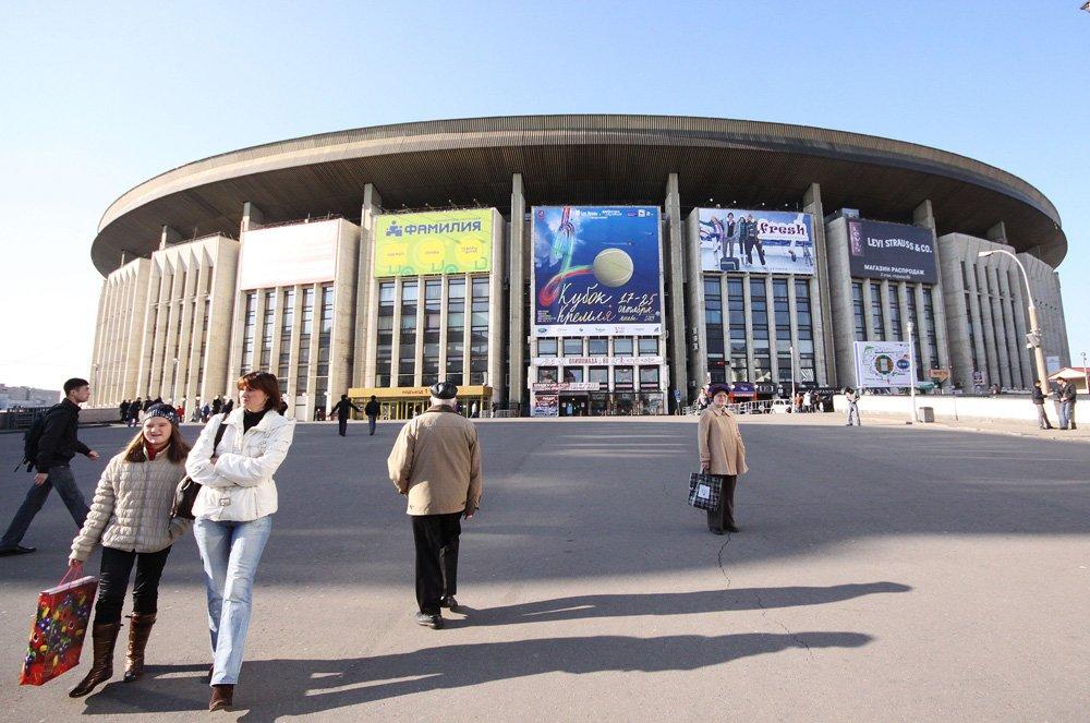 В столице эвакуируют «Олимпийский» из-за угрозы взрыва