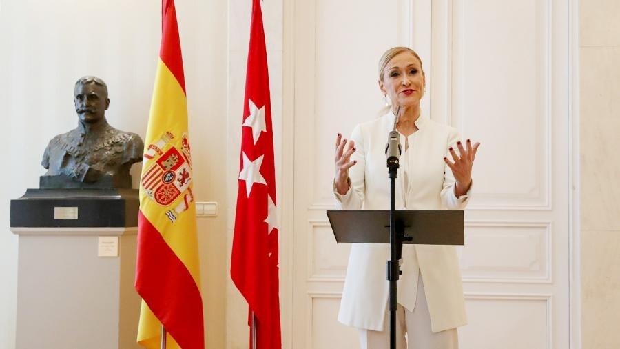 Руководителя  Мадрида словили  накраже крема измагазина