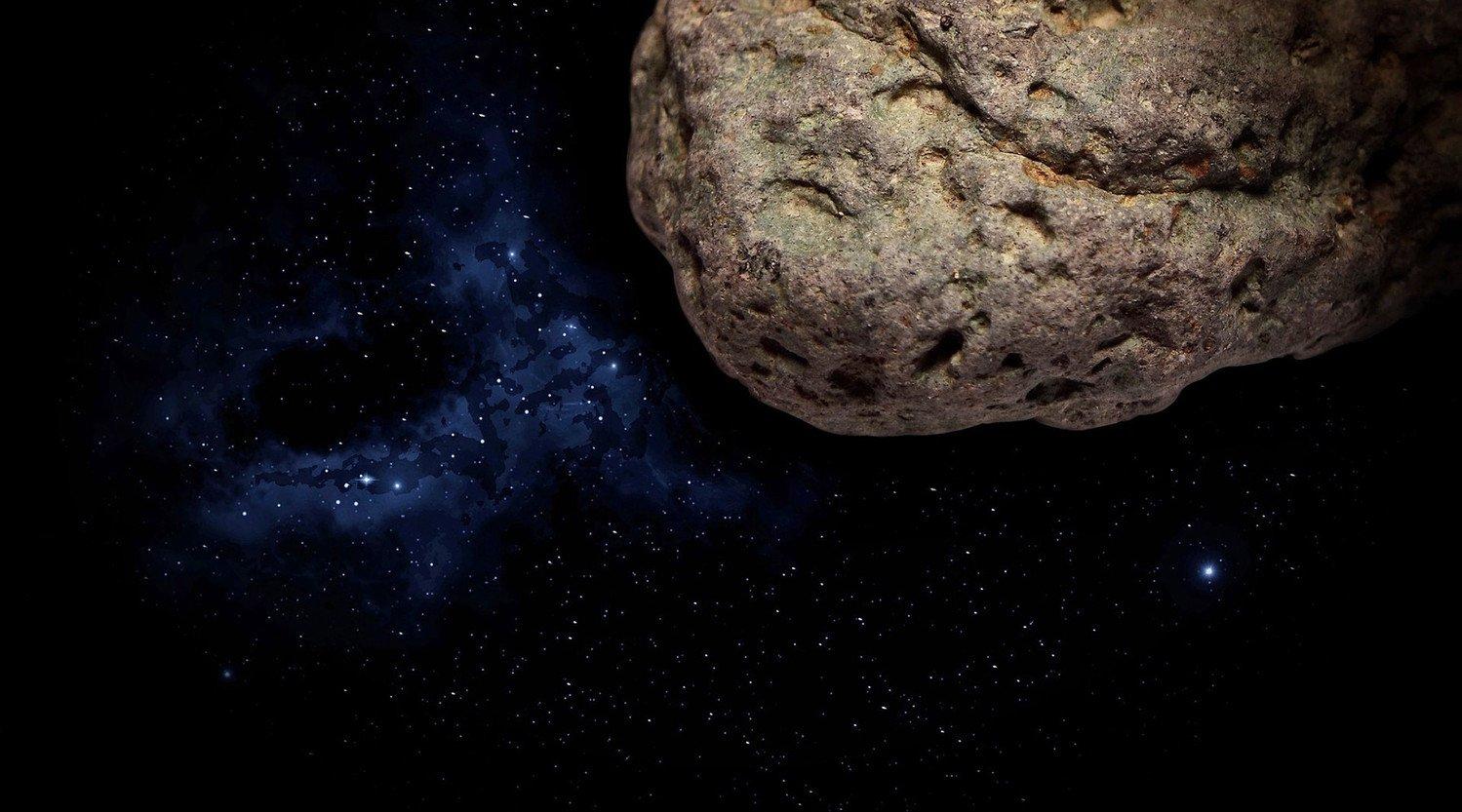КЗемле приближается огромный астероид— Ученые