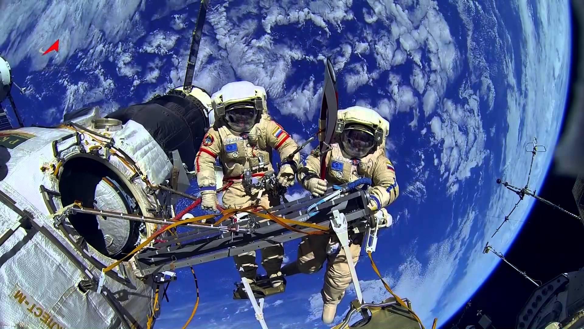 Ученые: космос делает астронавтов слабоумными