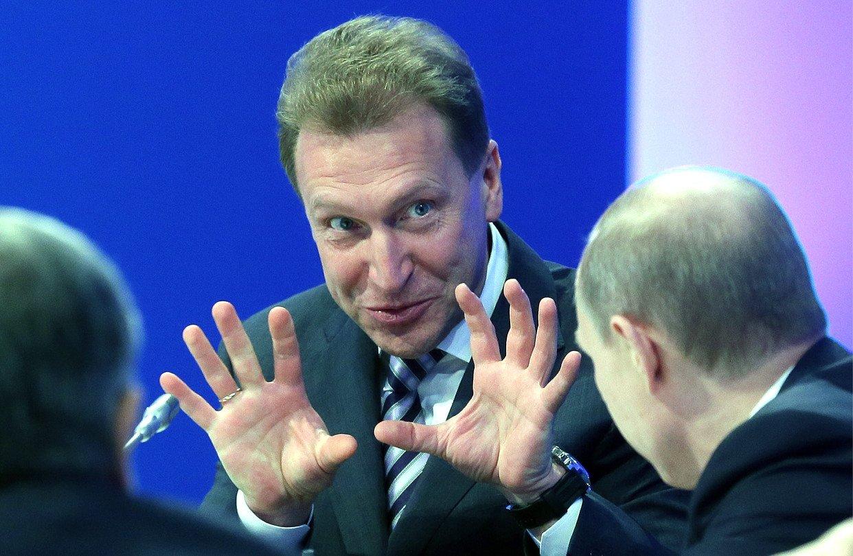 1-ый вице-премьер руководства Игорь Шувалов поведал, где желает работать