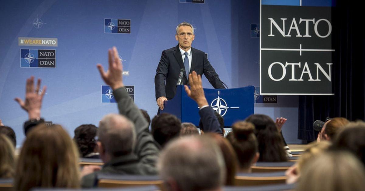 Руководителя МИД стран НАТО обсудят рвение Украины кчленству