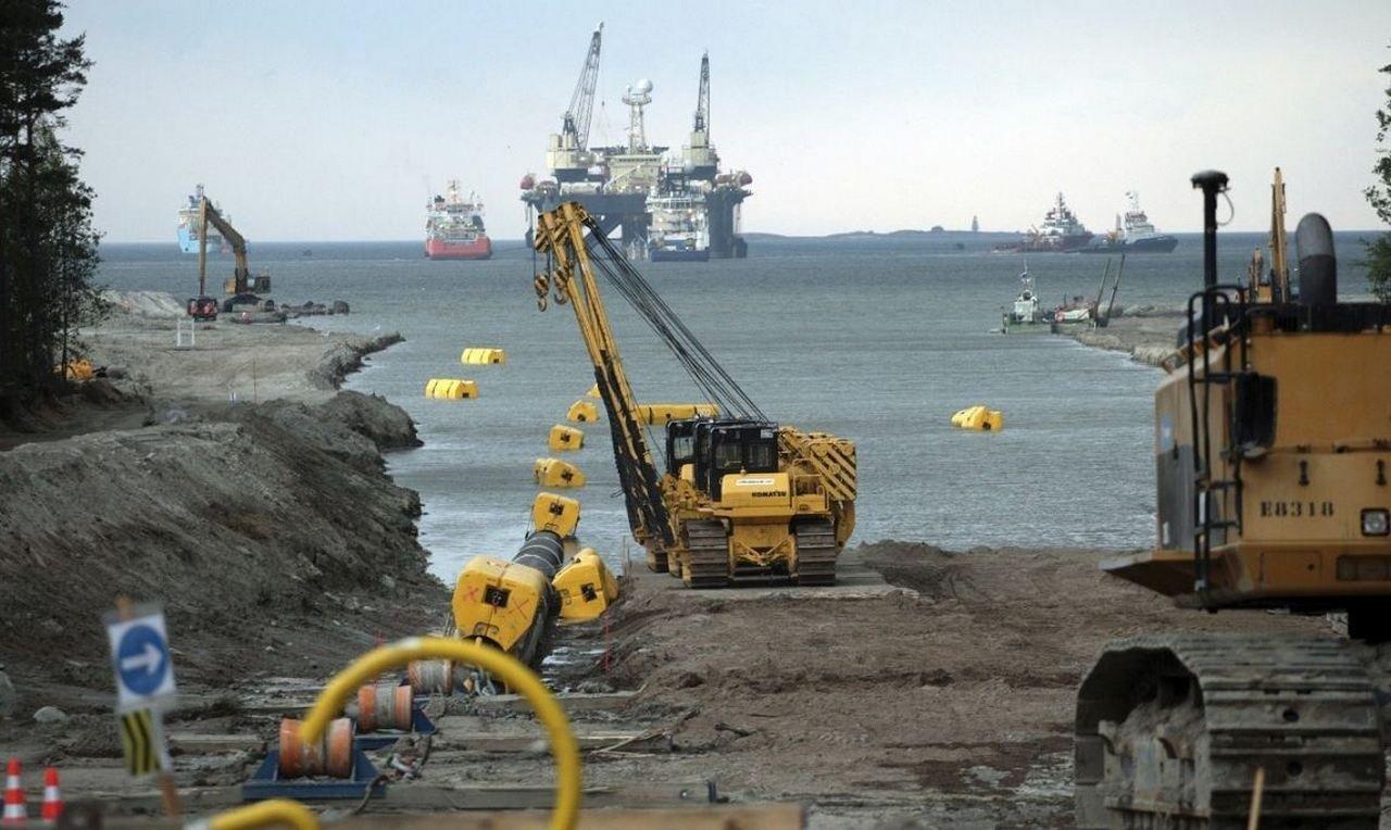 «Газпром» достроил первую нить «Турецкого потока»