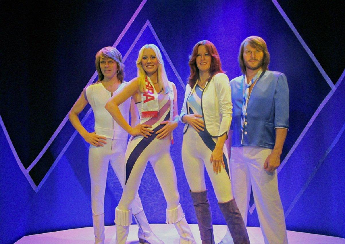 Легендарная группа ABBA отказалась отновых туров иконцертов