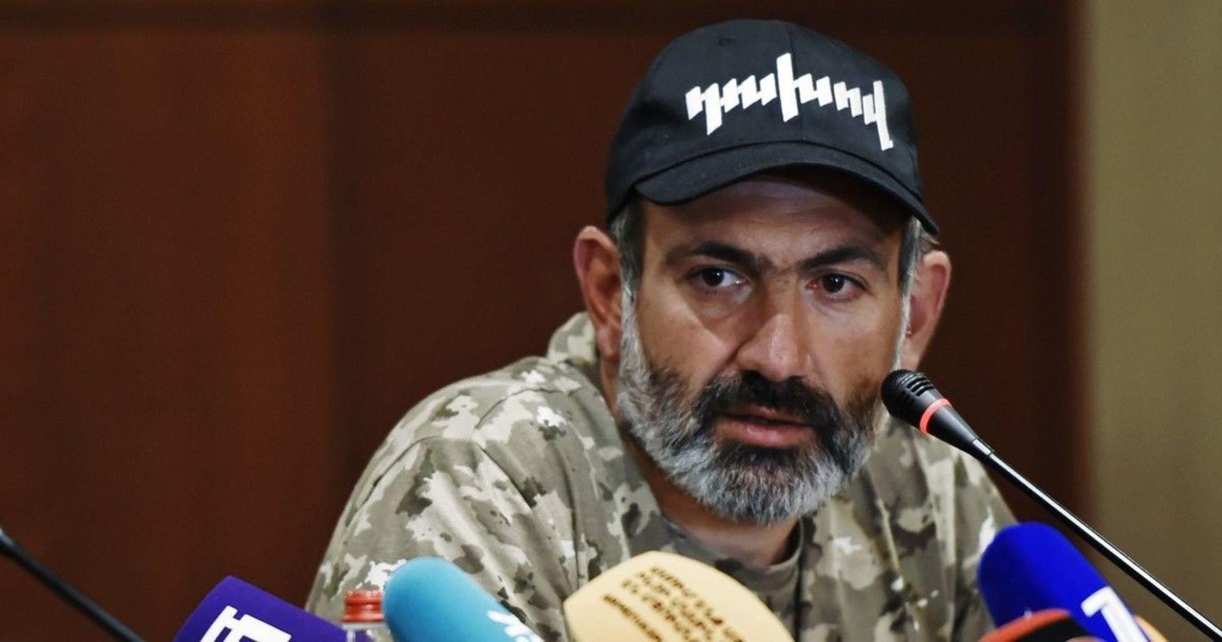 Пашинян проведет выборы впарламент, ежели будет премьером Армении