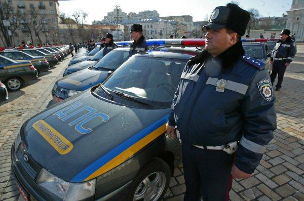 Российский дипломат стал участником в ДТП в Киеве