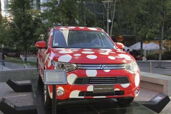 В Орле такси перекрасят в красный цвет «в горошек»