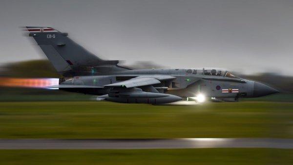 Немецкие истребители Tornado больше непригодны для миссий НАТО