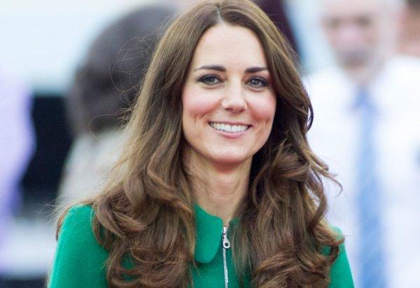 Кейт Миддлтон и принц Уильям посетили церковную службу в честь Пасхи