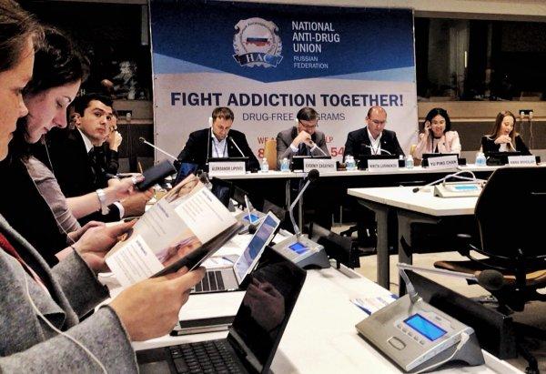 В ООН об опыте организации международного антинаркотического лагеря расскажет глава НАС Никита Лушников
