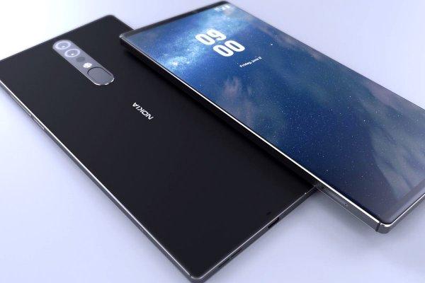 В Сети появилась Nokia 9 с тройной камерой на 41 Мп