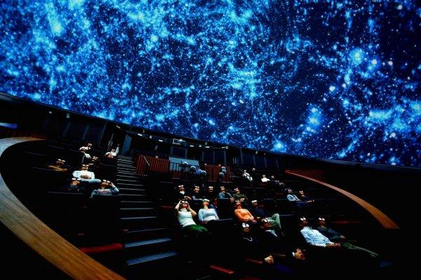В День космонавтики в Планетарии измерят Вселенную и вспомнят Королева