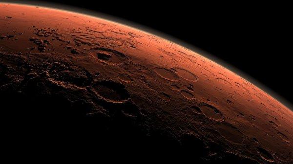 Зонд Opportunity нашел на Марсе около 2 000 млрд баррелей нефти