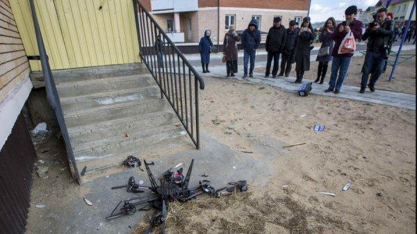 Эксперт назвал неудачный выбор подрядчика причиной падения дрона «Почты России»