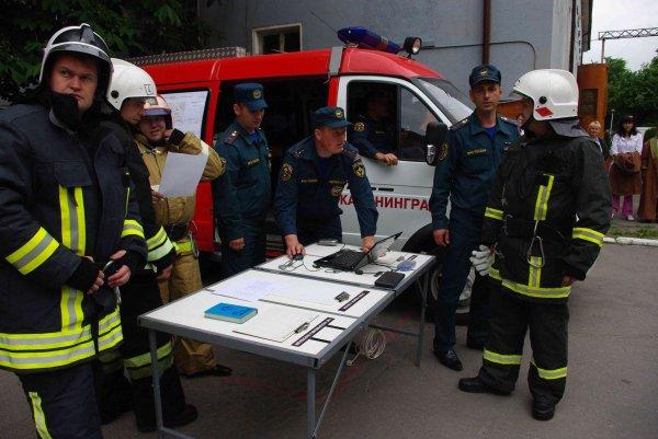 Воробьёв поручил провести в торговых центрах Подмосковья пожарные учения