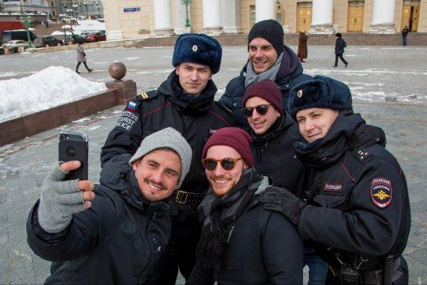 К ЧМ-2018 в городах России появится туристическая полиция