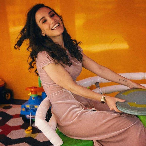 Виктория Дайнеко отпраздновала 2,5 года своей дочери