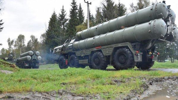 В июле 2019 Россия начнет поставлять уникальный ЗРК С-400 в Турцию