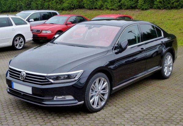 Volkswagen поднял цены на семейство Passat в России