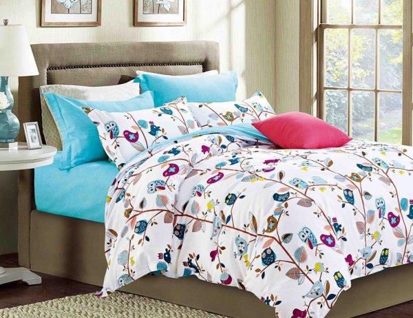Выбираем постельное бельё с учётом ткани и размеров