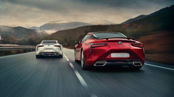 Lexus отзывает из России 100 моделей LC 500, GS-F и RC-F