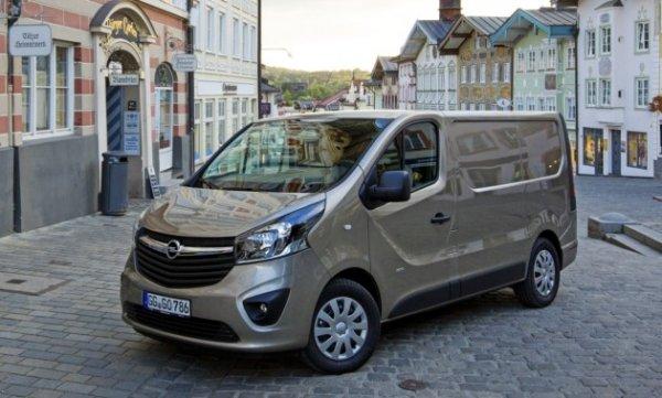 Opel переводят новый Vivaro на платформу концерна PSA