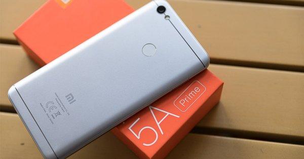 Магазин Xiaomi в России продает модель Redmi Note 5A Prime за 990 рублей