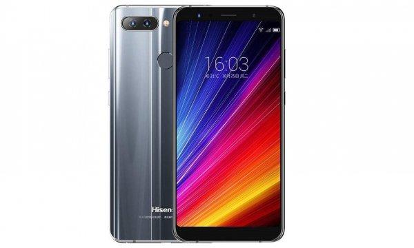 Смартфон Hisense V+ получил чип Snapdragon 660 и 128 ГБ памяти