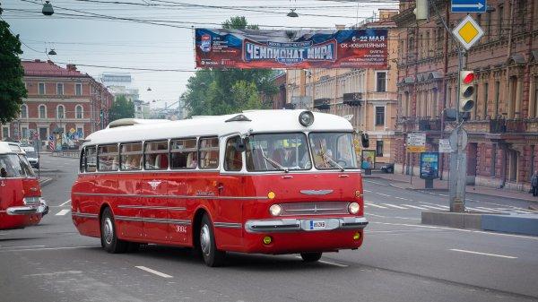 В Петербурге в честь Дня города пройдёт парад ретро-автомобилей