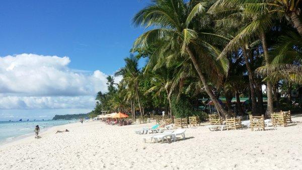 Курортный остров на Филиппинах закрыли для туристов на полгода