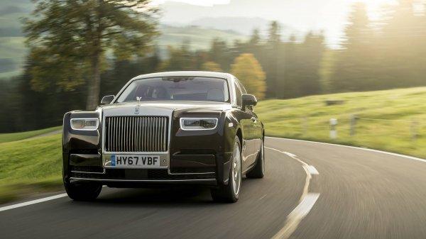 Первый электрокар Rolls-Royce будет ориентирован на Китай