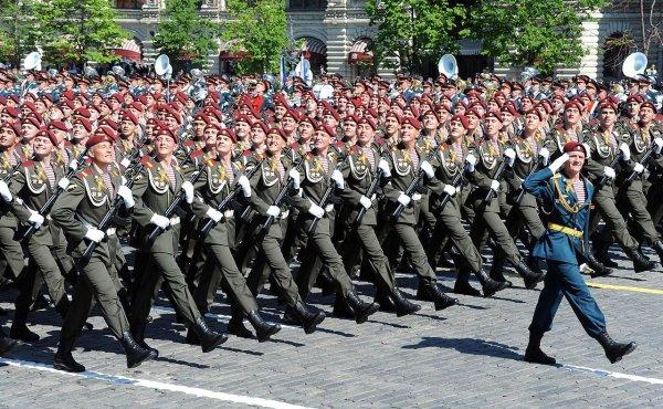В Минобороны сообщили о новой технике для парада Победы
