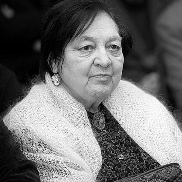 Умерла детская поэтесса Ирина Токмакова