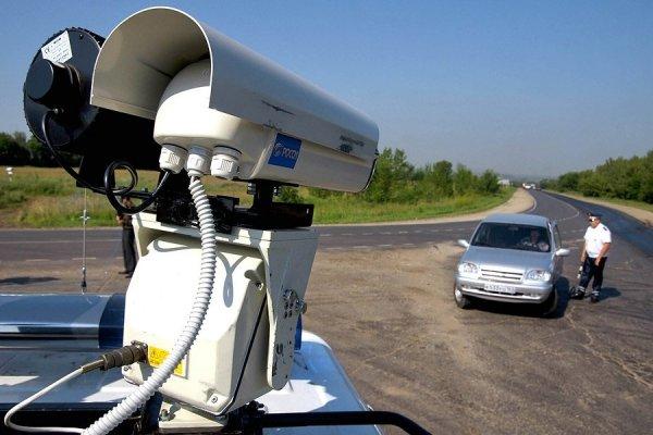 Волгоградским автомобилистам рассказали, где на трассах установили камеры ГИБДД