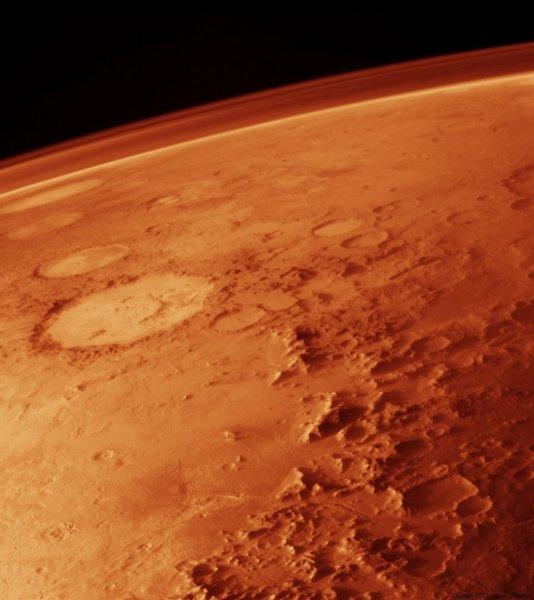 Обнаруженные на Марсе странные образования поставили ученых в тупик