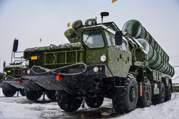На учениях «Панцири» и С-400 поразили крылатые и баллистические ракеты