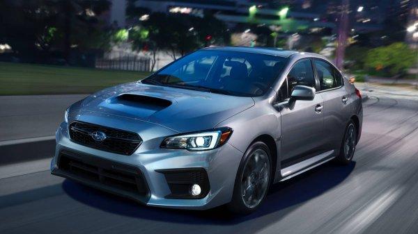 Новое поколение Subaru WRX сохранит «механику»