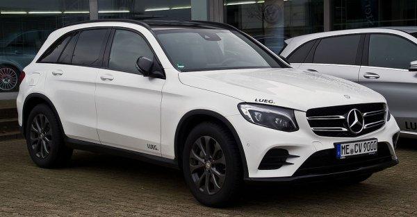 Продажи Mercedes-Benz в марте 2018 подскочили до рекордной отметки