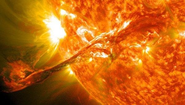 Ученые доказали отсутствие торнадо на поверхности Солнца