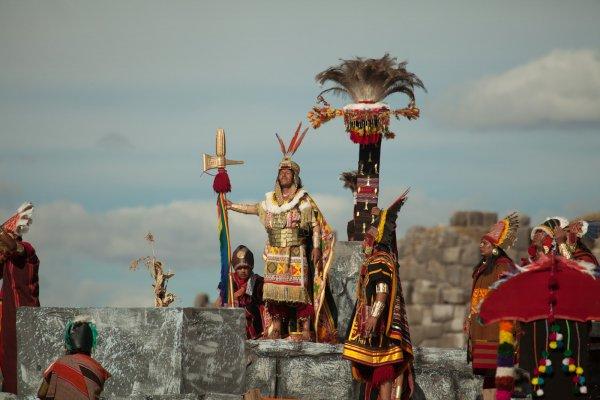 Ученые сумели восстановить лицо последнего императора инков