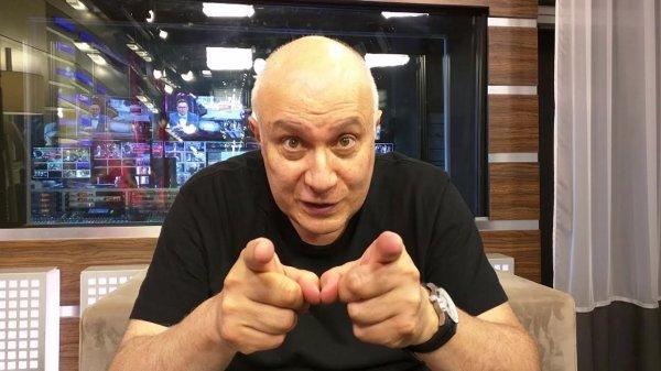 Ганапольский подозревает Путина в сексуальных отклонениях