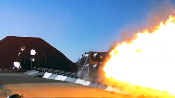 Краш-тест ядерной бомбы в США попал на видео