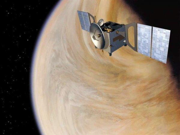 Россия и США вместе изучат Венеру
