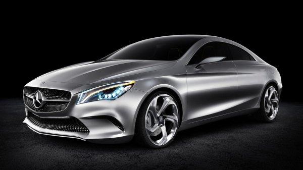 В Пекине могут показать новый седан Mercedes-Benz A-Class